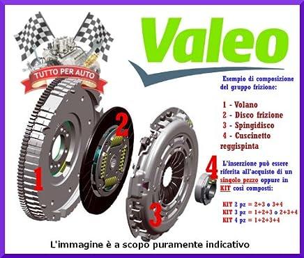 "Valeo 804565 Desembrague central, embrague ""descontinuado por el fabricante"""