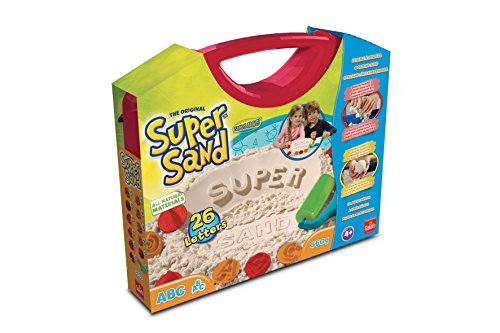 Goliath 83237 Super Sand ABC Suitcase (ML) Speelzand