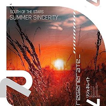 Summer Sincerity