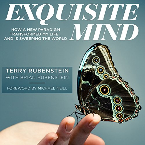Exquisite Mind audiobook cover art