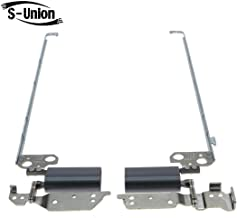 S-Union New Replacement LCD Screen Right + Left Hinges for Dell Inspiron 11 2-in-1 3000 3168 3179