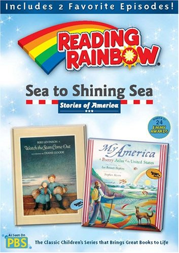 Reading Rainbow: Sea to Shining Sea - Stories of America