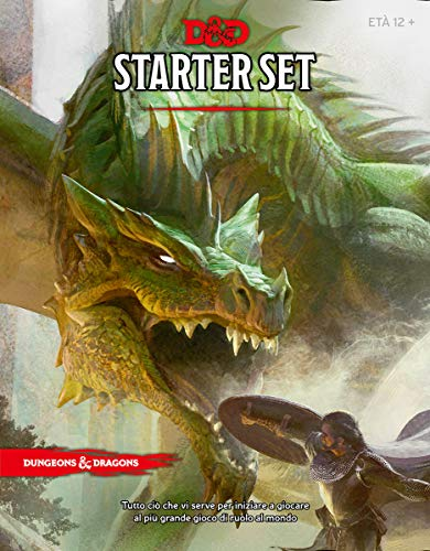 Asmodee Dungeons & Dragons - 5a Edizione - Starter Set 4004