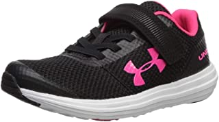 Under Armour mens Micro G Assert 6 - Wide, Black...
