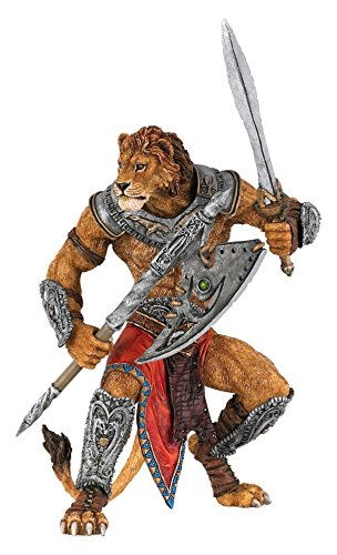 Papo 38945 FANTASYWELT Löwenmutant, Mehrfarben