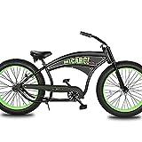 Micargi Royal Dutch for Men 26 inch 4.0 Fat Tire Beach Cruiser Bike Personalized Customization...