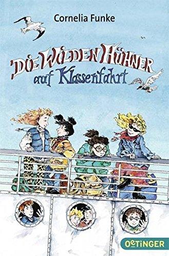 Die Wilden Hühner auf Klassenfahrt ( Illustriert, 1. Dezember 2011 )