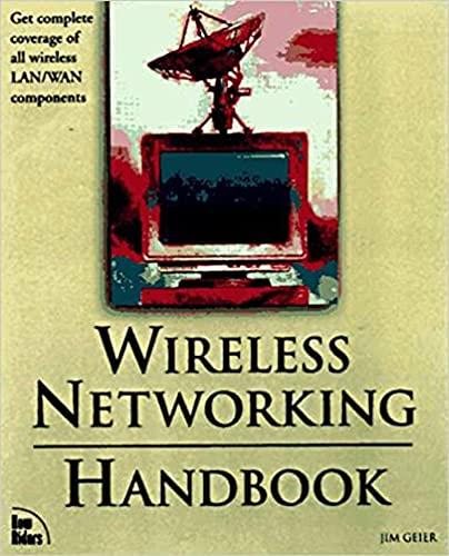 Wireless Networking Handbook (English Edition)