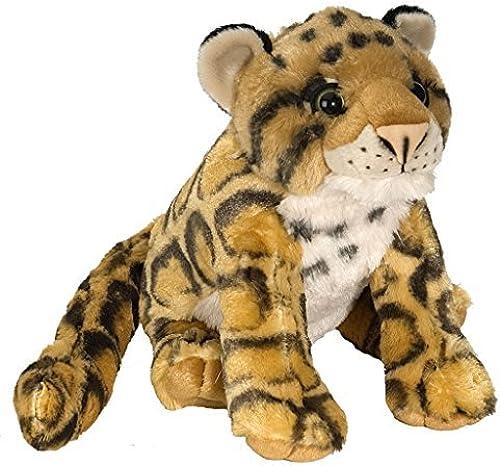 las mejores marcas venden barato Clouded Leopard Cuddlekins12 inch - - - Stuffed Animal by Wild Republic (15986) by Wild Republic  orden ahora disfrutar de gran descuento