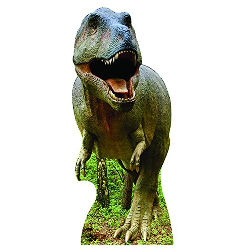 SC137B Tyrannosaurus Rex Oversize Cardboard Cutout Standup