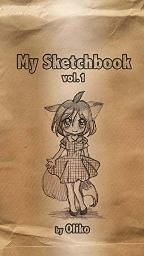 My Sketchbook vol.1 (English Edition)