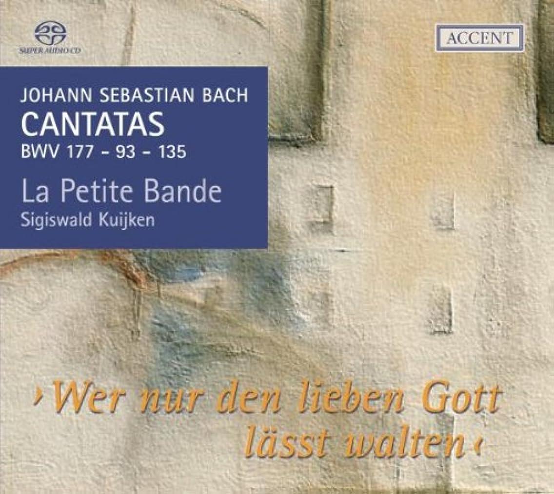 Bach: Cantatas, Vol. 2 -  Wer Nur Den Lieben