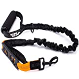 Ezee Paws Bungee Dog Lead - Shock Absorbing Leash that Prevents Pulling