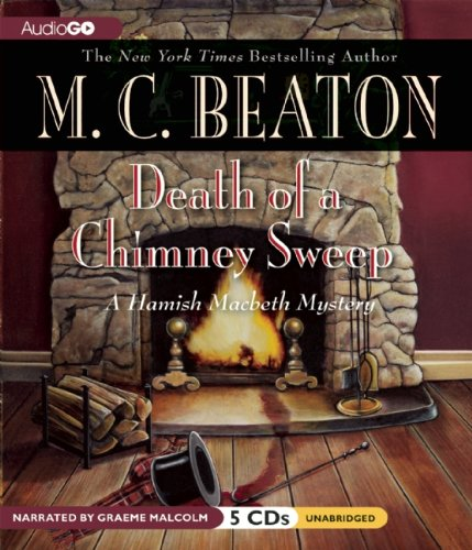 Death of a Chimney Sweep: A Hamish Macbeth Mystery 160283931X Book Cover