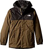 The North Face Boy's Resolve Reflective Jacket - New Taupe Green - XXS