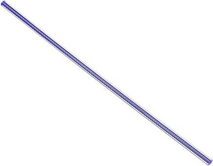 Barra redonda de acr/ílico s/ólido PMMA Sourcingmap