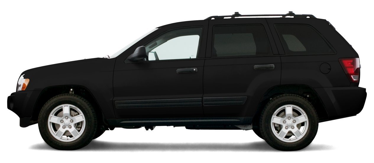 Black Jeep Grand Cherokee >> 2006 Jeep Grand Cherokee