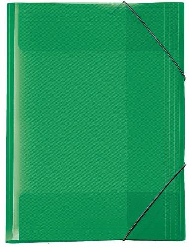 Veloflex Chemise A3 Vert translucide (Import Allemagne)