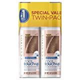 Clairol Root Touch-Up Spray, Light Brown, 2 Count