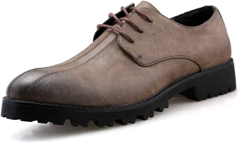 Battle Men Men's Business Oxford Louisville-Jefferson County Mall Chic Ant Direct stock discount Casual Outsole Classic
