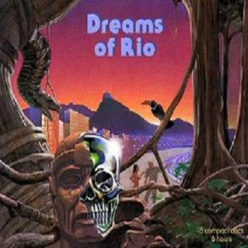 Dreams of Rio audiobook cover art