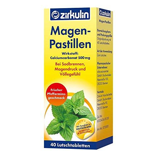 DISTRICON Zirkulin Magen Pastillen, 1er Pack(1 x 68 g)