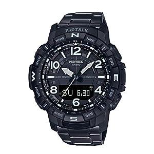 """[カシオ] 腕時計 プロトレック クライマーライン PRT-B50YT-1JF メンズ ブラック"""""""