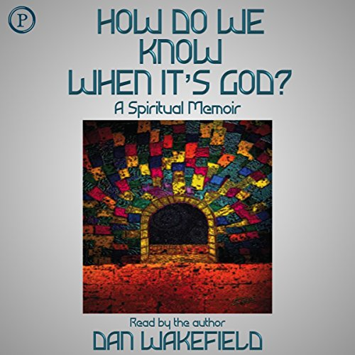 How Do We Know When It's God? audiobook cover art