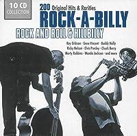 ROCKABILLY ROCK 'N' ROLL AND HILLBILLY