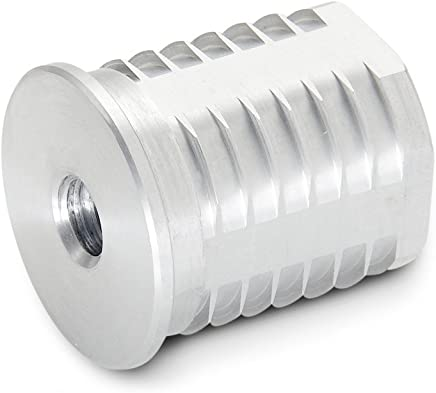 Amazon com: Aluminum - Threaded Tube Fittings / Tube