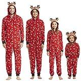 Landove S Imperio ropa de dormir Conjunto Rojo Medio para Mujeres Maman S