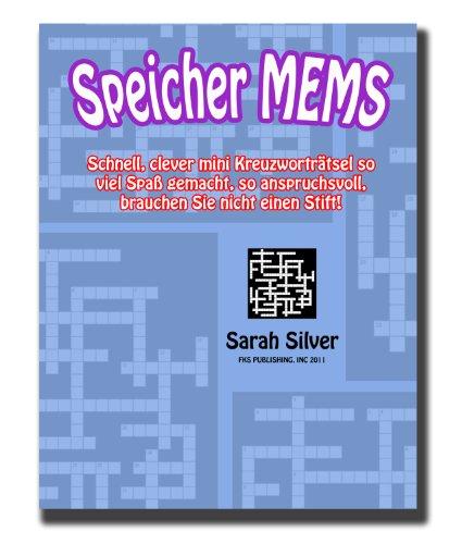 Speicher MEMS; Schnell, clever mini Kreuzworträtsel so viel Spaß gemacht, so anspruchsvoll, brauchen Sie nicht einen Stift!