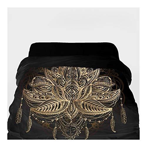 3D-Bettbezug Decke/Tröster Abdeckung 220x240 (Color : 06, Size : 155x215cm)