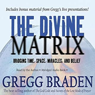 The Divine Matrix cover art