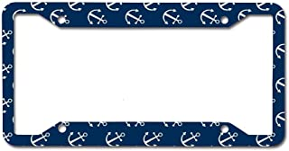 Best anchor license plate frame Reviews