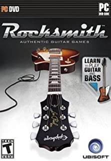 Rocksmith - Learn Guitar & Bass (Cable sold separately)