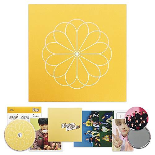 THE BOYZ 2nd Single Album - Bloom Bloom [ HEART ver. ] CD + Booklet + Pop-up Card +...