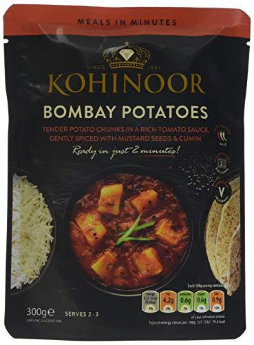 Kohinoor Bombay Potato, 300 g, P...