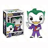 YYBB Figura Pop!Los héroes de DC Batman: La Serie Animada - Los Regalos Joker Colección Decorativo J...