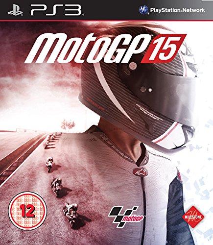 PS3 MotoGP Moto GP 15 2015 UK Import auf deutsch spielbar