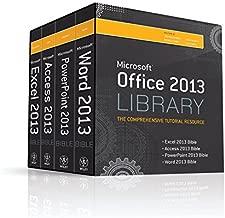 Best office 2013 bible Reviews