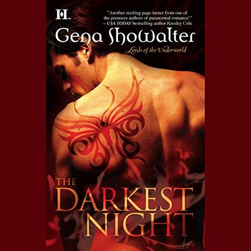 The Darkest Night audiobook cover art