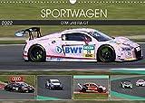 SPORTWAGEN DTM und FIA GT (Wandkalender 2022 DIN A3 quer)