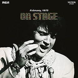 on Stage Live 1969/1970/Vinyle Audiophile 180gr/Inclus Livret 4 Pages et Poster Elvis a Las Vegas