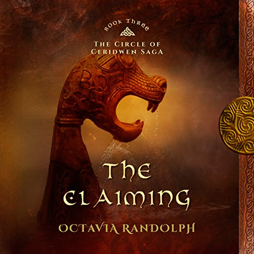 The Claiming audiobook cover art