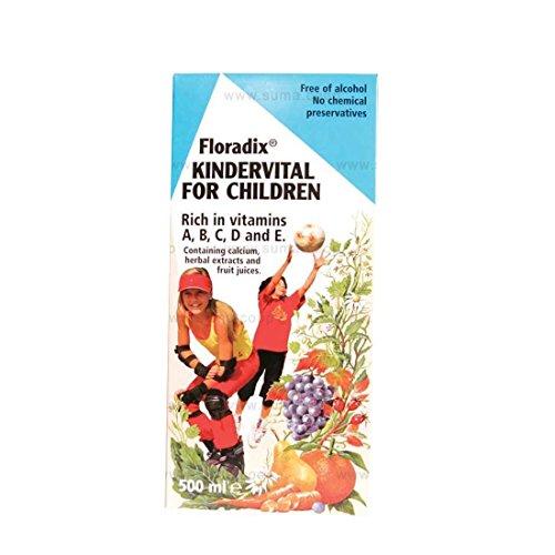 Floradix | Kindervital Improved Formula | 500ML