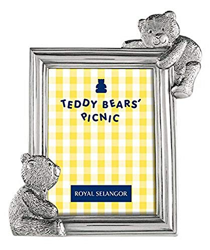 Royal Selangor 013578R Teddy Bear Frame, 4