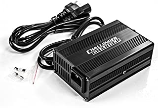 Lithium 24V 5AH Li-Ion Battery Charger for Luggie Travel Electric Mobility Scooter 5 AMP