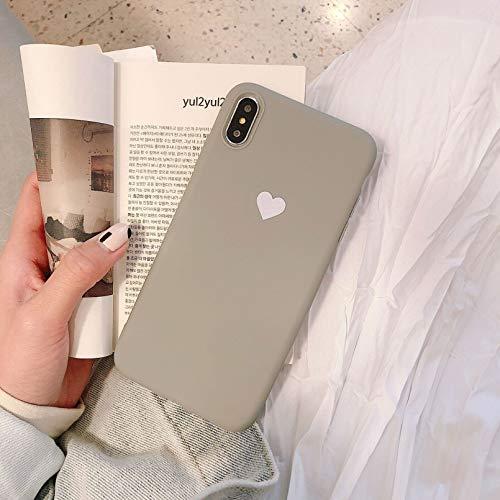 Anti-goccia Iphone Caso 2020 12 Mini Cuore Cartone Animato Latte Tea Cover Per Iphone 11 Pro Shell Fundas Tpu Cassa Del Telefono Per Iphone Xr Xs Max 7 8 6 S Plus Se