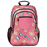 TOTTO Marcador - Mochila Casual, Multicolor, 40 cm